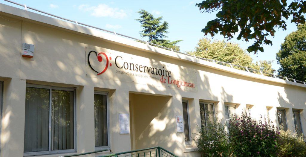 Conservatoire enseigne