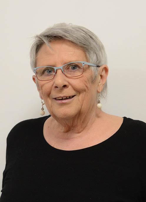 Evelyne Berthier 10ème adjiont