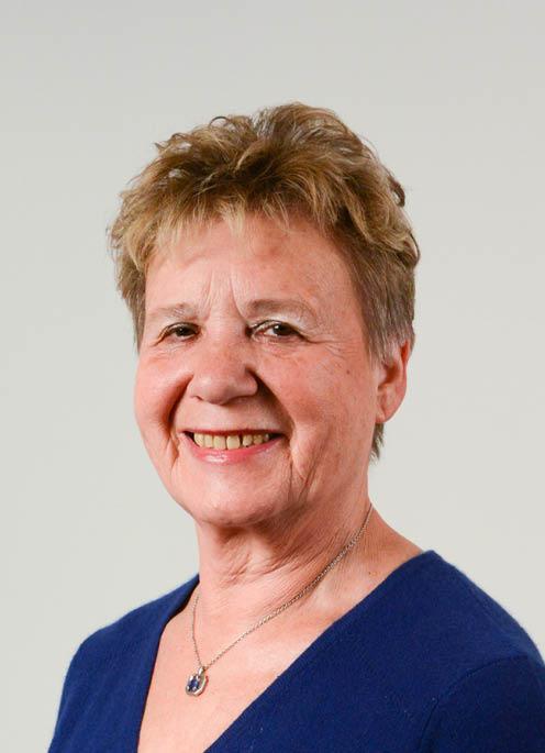 Geneviève Wendling 11ème adjoint