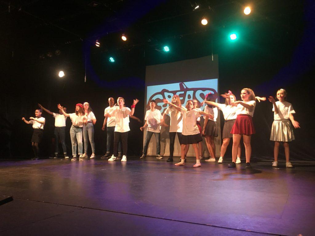 Spectacle de la troupe Longjumeau en Scène !