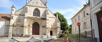 Église saint martin de longjumeau