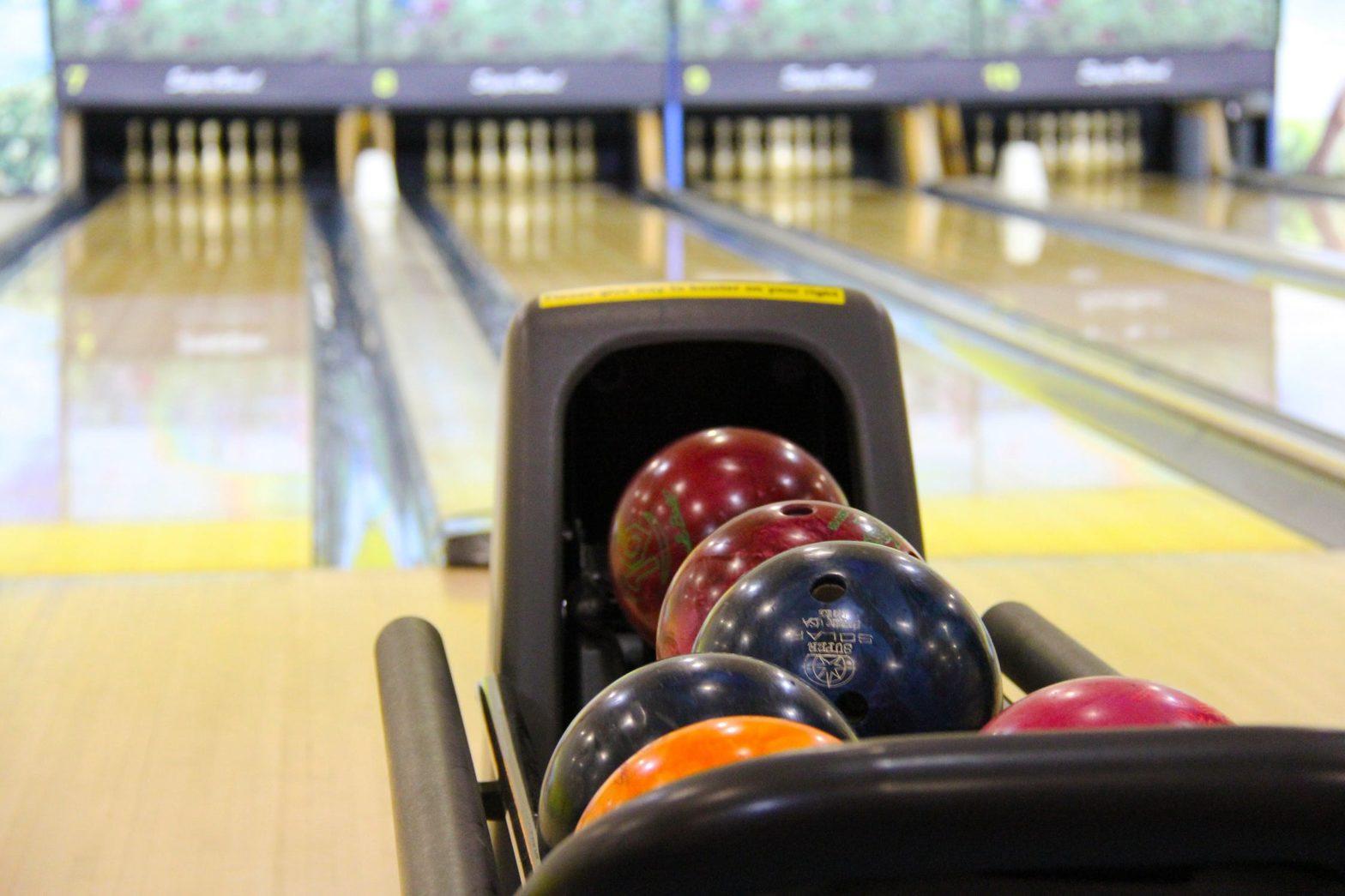 Sortie bowling avec la maison colucci