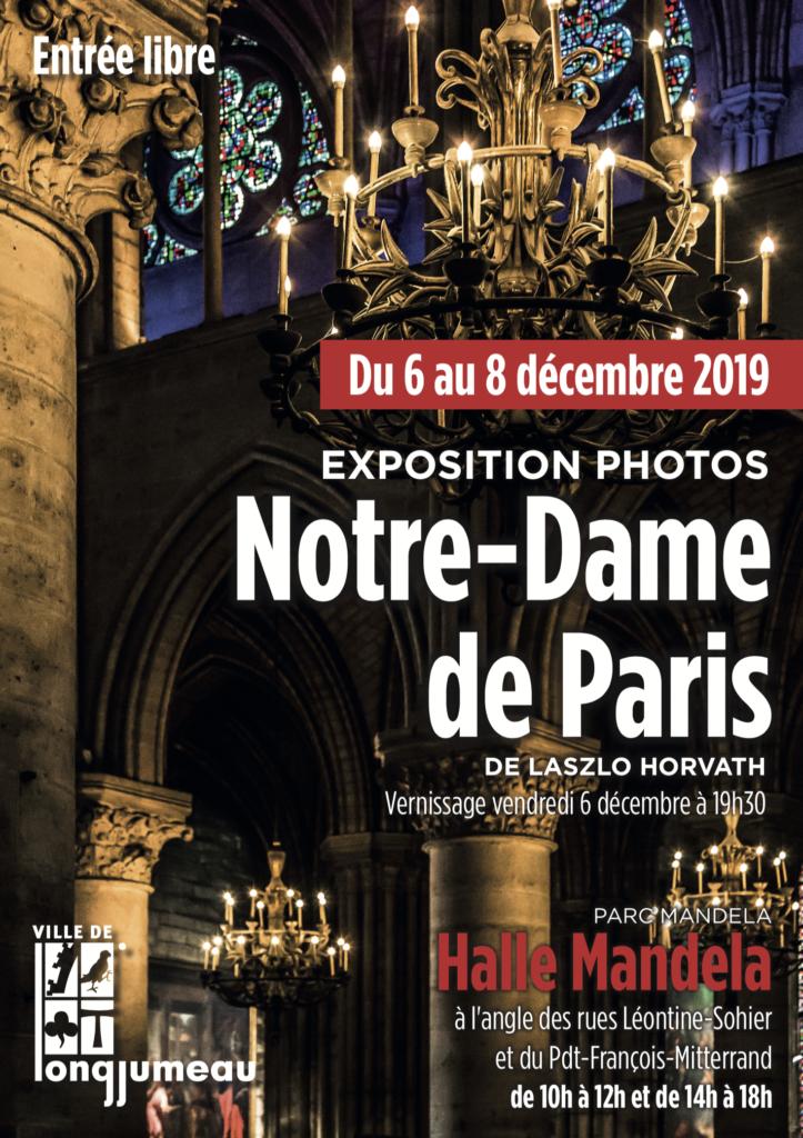 Affiche ND de Paris