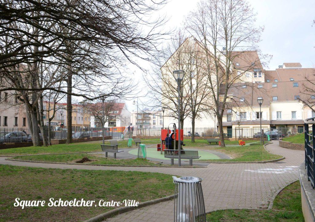 Square Schoelcher