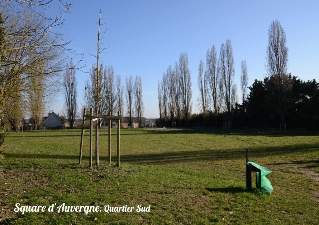 Square d'Auvergne
