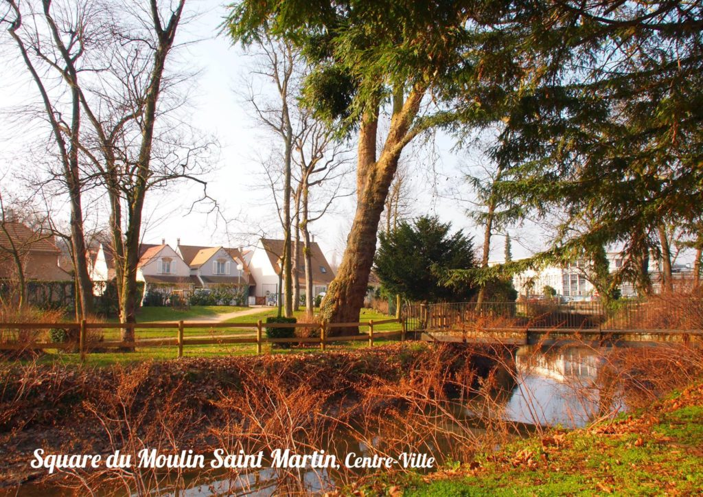 Square du Moulin Saint-Martin