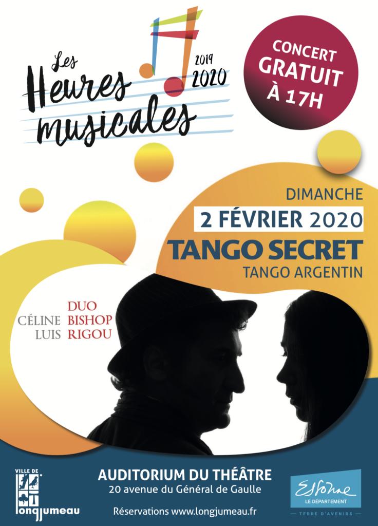 Tango Secret affiche