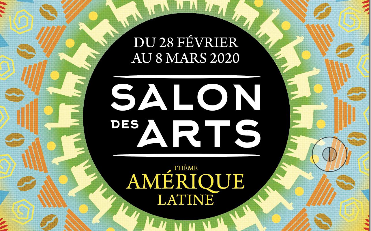 Salon des Arts 2020 - bandeau
