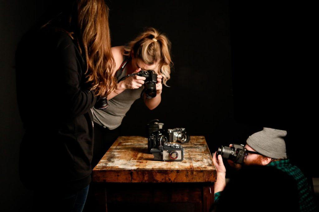 Atelier photo numérique