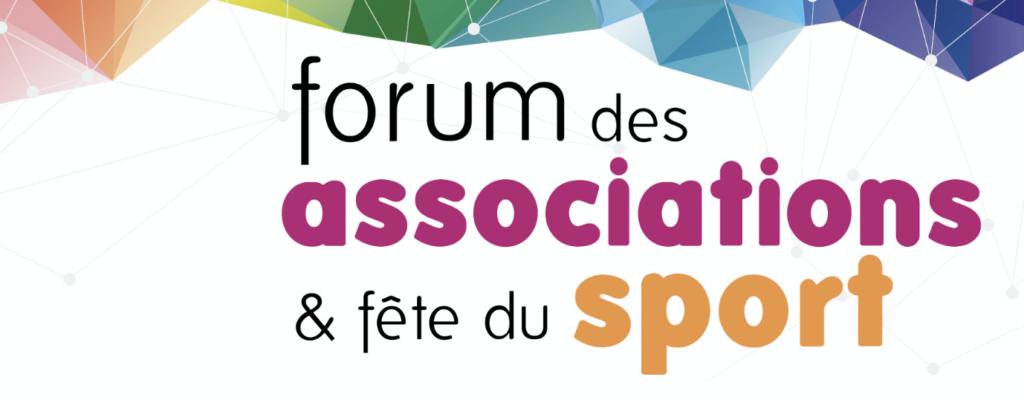 Forum des associations et fête du sport 2020