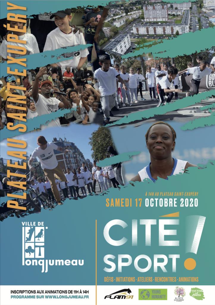 Affiche Cité Sport
